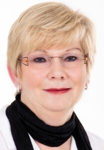 Geschäftsstellenleitung: Irene Domsel